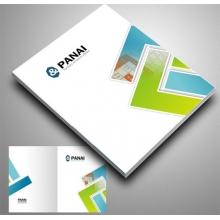 公司企业 封面 产品 排版 封套 平面 宣传册 画册设计 标签松邦