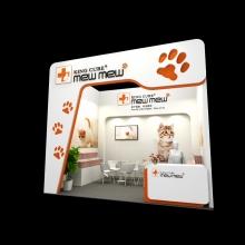 4x5宠物展3d模型