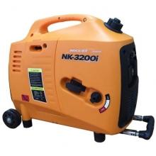 3kw数码便携式小型发电机220V电启动变频汽油发电机