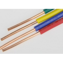 电线电缆BV1.5平方单芯单股国标阻燃纯铜芯家装照明硬线
