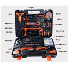 五金工具收纳箱 电工木工维修手动工具组套