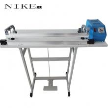 600型通过式脚踏封口机/塑料带/收缩膜/封切机/切割机/封塑机脚踩