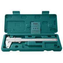 机械式150/200/300游标卡尺量具油标尺不锈钢工业级测量外径内径