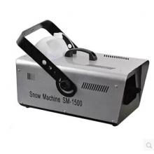 1500w雪花机 造雪机舞台造雪机舞台灯光雪花机 LED雪花机5D雪花机