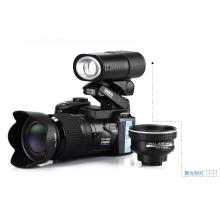 长焦数码相机可换镜头舞台射灯高清摄像旅行套装