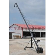 出口级8米DV级小三角电控摄像摇臂