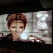 42寸液晶LED监视显示拼接屏幕墙 20mm无缝电视组合拼接大屏处理器