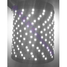 LED流水灯条12V4MM 装饰灯条低压跑动灯建筑模型电料
