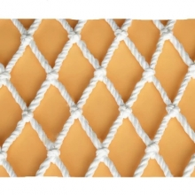 网栏家用工程装修围墙网瓜棚房尼龙网篱笆屋拉力车隔离网