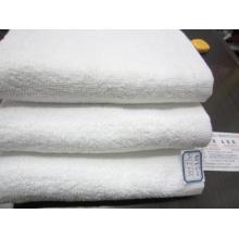 100克全棉纯白毛巾可以加绣广告logo厂家直销